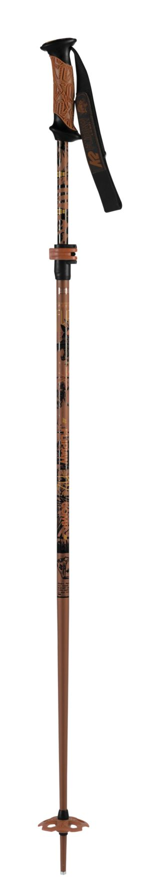 K2 Skis - FlipJaw Comp Ski Pole