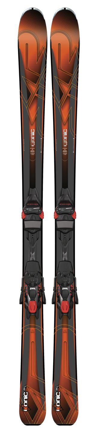 K2 Skis - K2 iKonic 80 Ski