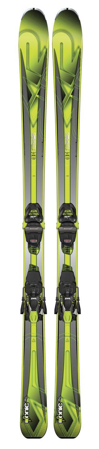 K2 Skis - K2 iKonic 80Ti Ski