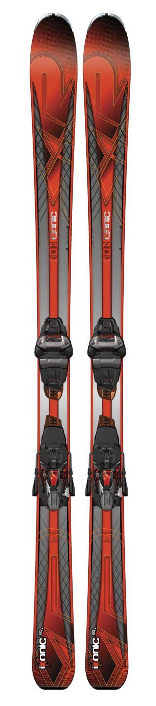 K2 Skis - K2 iKonic 85Ti Helmet