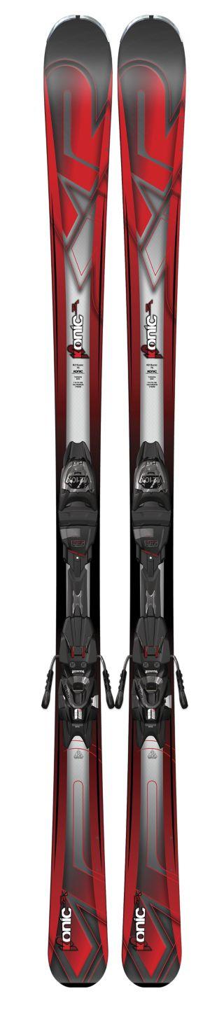 K2 Skis - K2 Konic 75 Ski