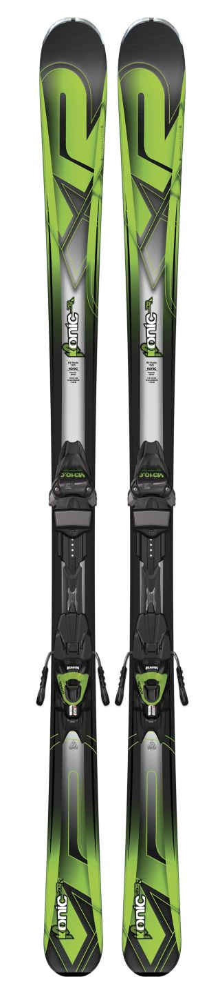 K2 Skis - K2 Konic 78Ti Ski