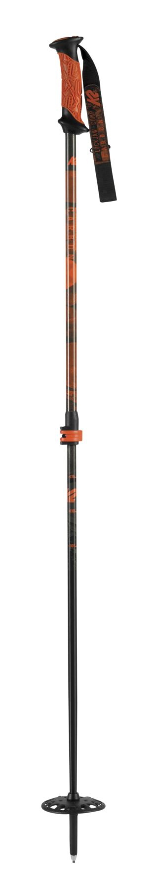 K2 Skis - LockJaw Comp Ski Pole