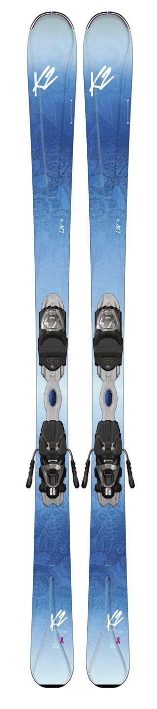 K2 Skis - Luv 75 Helmet