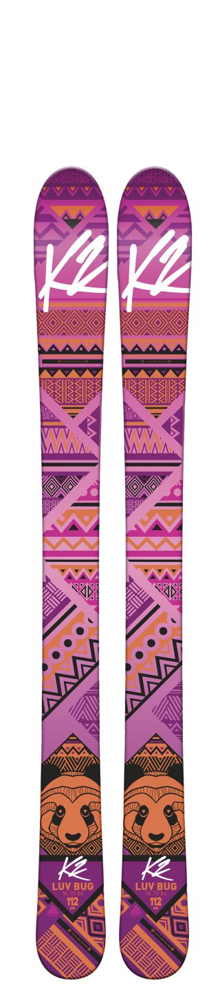 K2 Skis - Luv Bug Ski