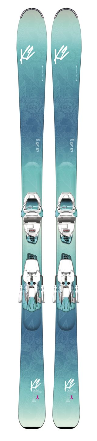 K2 Skis - Luv Sick 80Ti Helmet