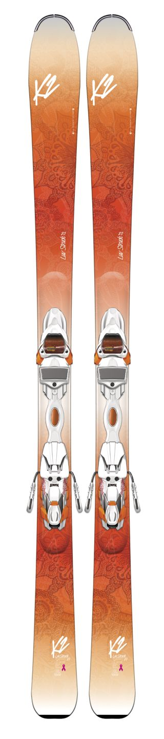 K2 Skis - Luv Struck 80 Ski