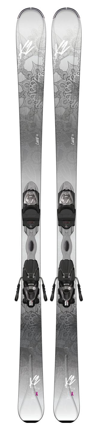 K2 Skis - Luvit 76 Helmet