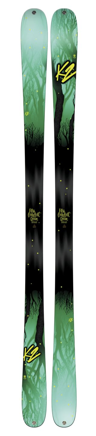 K2 Skis - MissConduct Ski