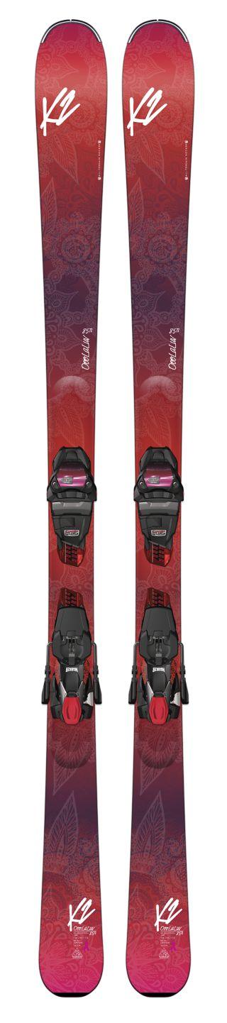K2 Skis - OooLaLuv 85Ti Helmet