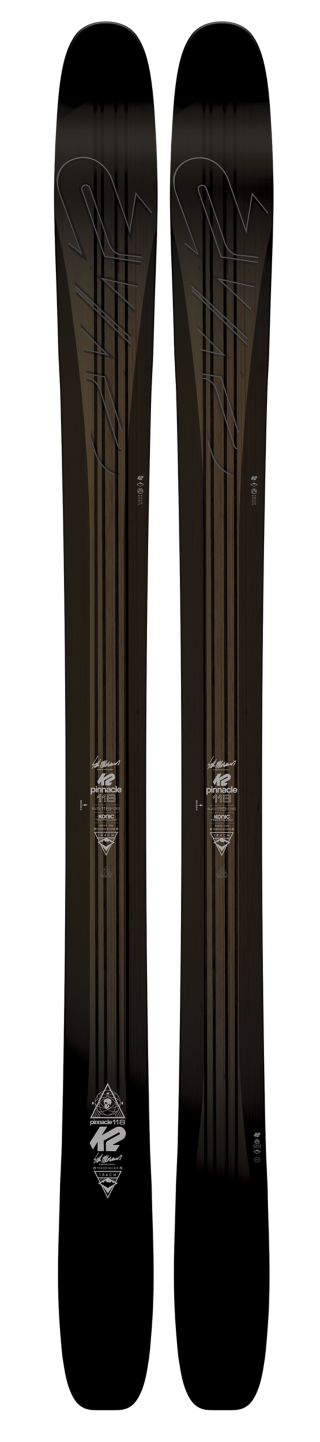K2 Skis - Pinnacle 118