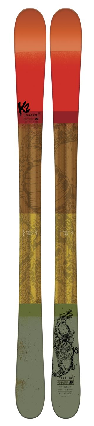 K2 Skis - Poacher Jr. Ski