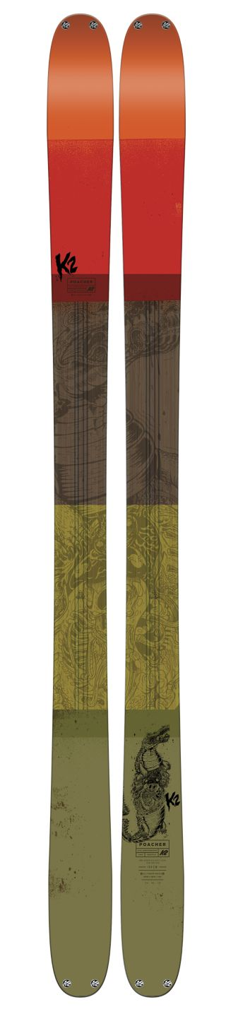 K2 Skis - Poacher