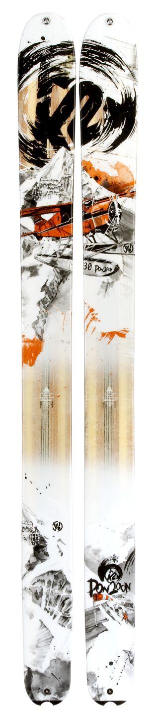 K2 Skis - Pon2oon Ski