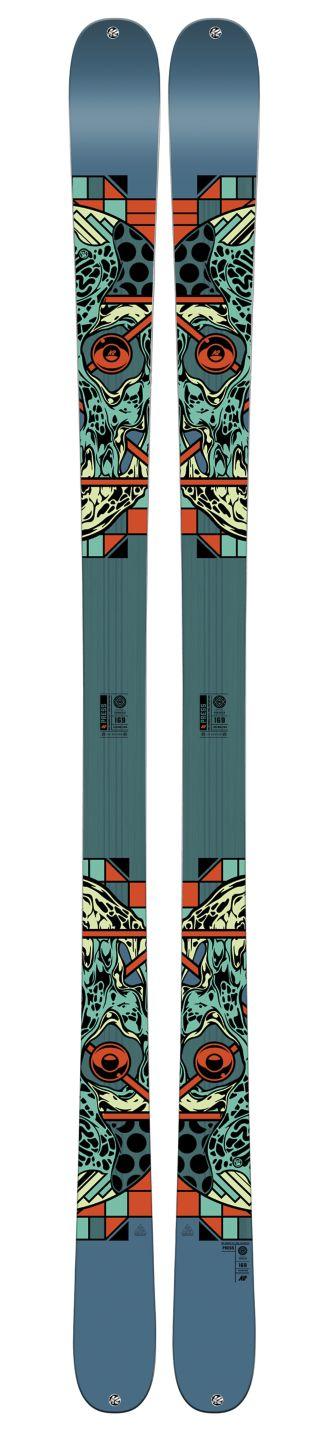 K2 Skis - Press Helmet