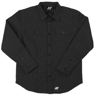 K2 Skis - Quilted Work Shirt Helmet