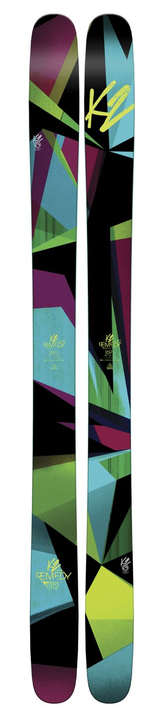 K2 Skis - Remedy 112