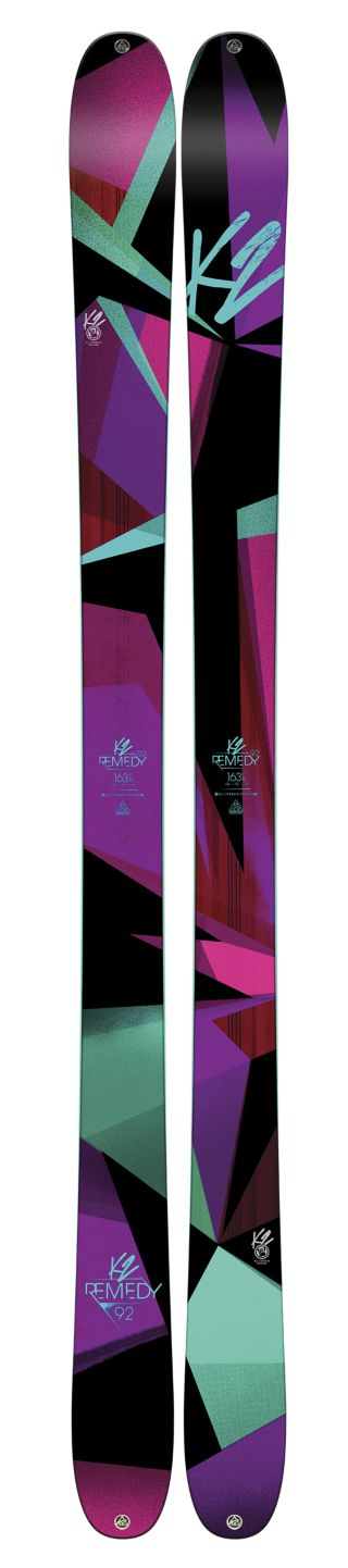 K2 Skis - Remedy 92 Ski