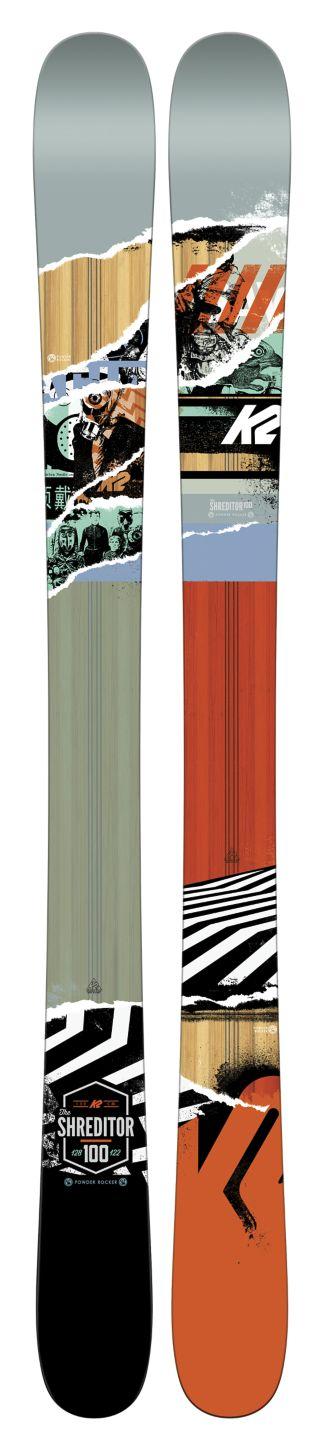 K2 Skis - Shreditor 100 Jr. Helmet