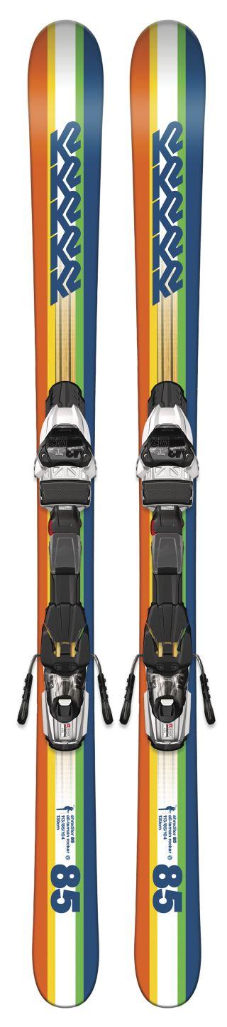 K2 Skis - Shreditor 85 Jr. Helmet
