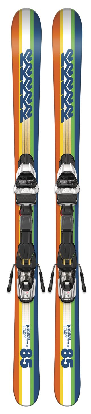 K2 Skis - Shreditor 85 Jr. Ski