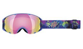 K2 Skis - Source - Blue Party Helmet