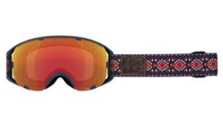 K2 Skis - Source Z - Groovy Blue Goggle