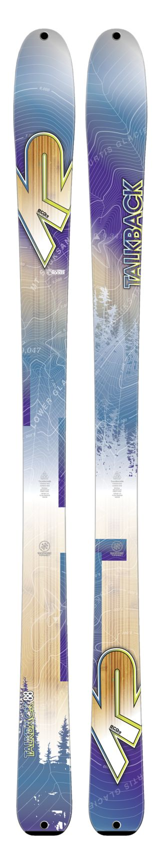 K2 Skis - Talkback 88 Ski