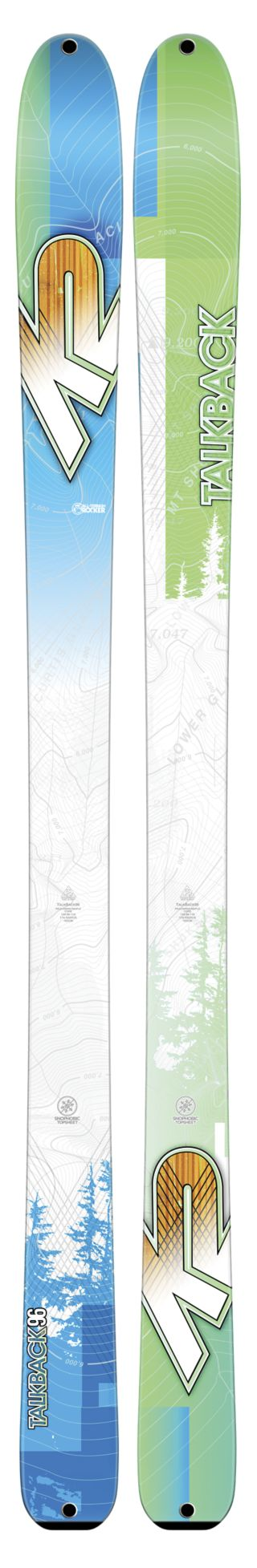 K2 Skis - Talkback 96 Ski