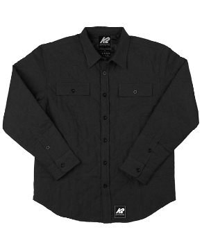 Quilted Work Shirt