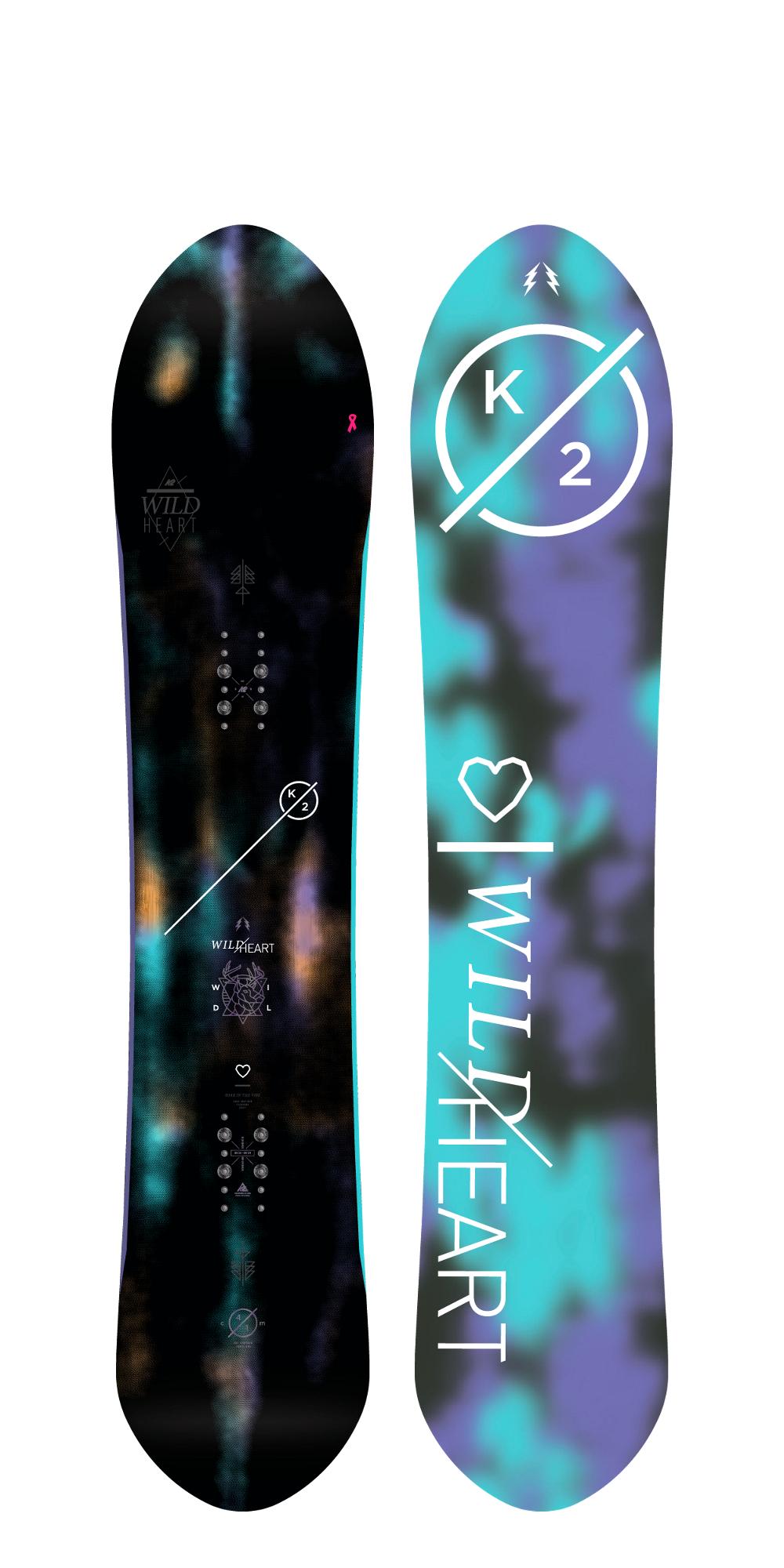 Wildheart k2 snowboarding k2 snowboarding 2018 geenschuldenfo Gallery