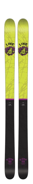 Line Gizmo Skis Top