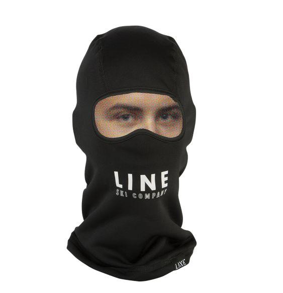 Line Ninja Mask Balaclava Clothing Accessories Black