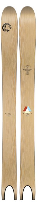 Line Pescado by Eric Pollard Skis Top