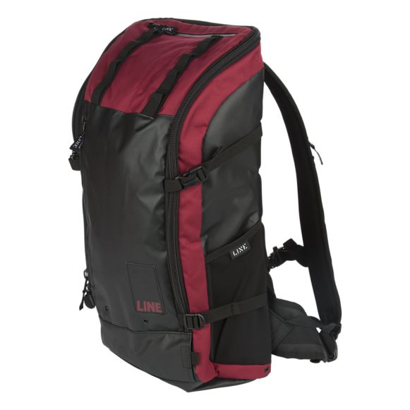 Line Remote Pack Bags Black