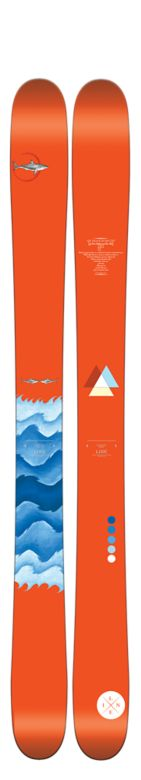 Line Sir Francis Bacon Shorty Skis Top