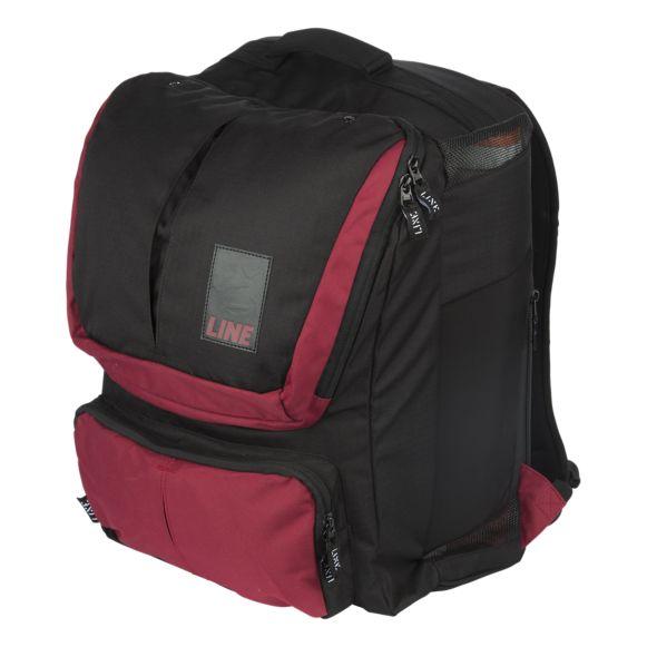 Line Slope Pack Bags Black