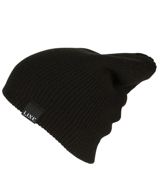 Line Soul Beanie Clothing Accessories Black