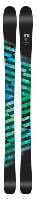 Line Soulmate 86 Skis Top