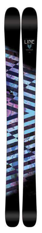 Line Soulmate 92 Skis Top