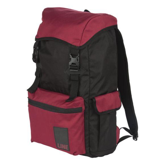 Line Street Pack Bags Black