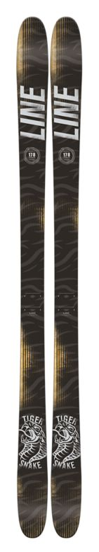 Line Tigersnake Skis Top