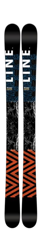 Line Tom Wallisch Shorty Skis Top