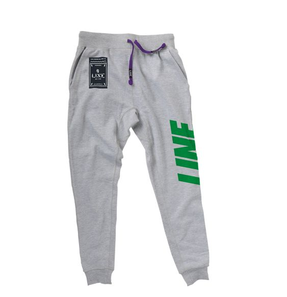Line Yogger Sweats Clothing Accessories Heather Grey
