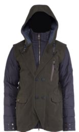 Ride Clampdown Jacket Outerwear