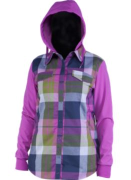 Ride Women's Hybrid Shacket Ride-outerwear
