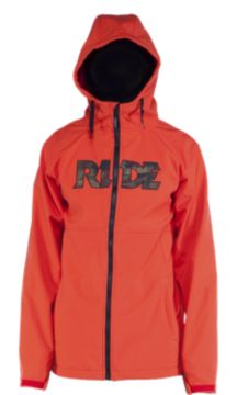 Ride Pike Bonded Fleece Jacket Ride-outerwear