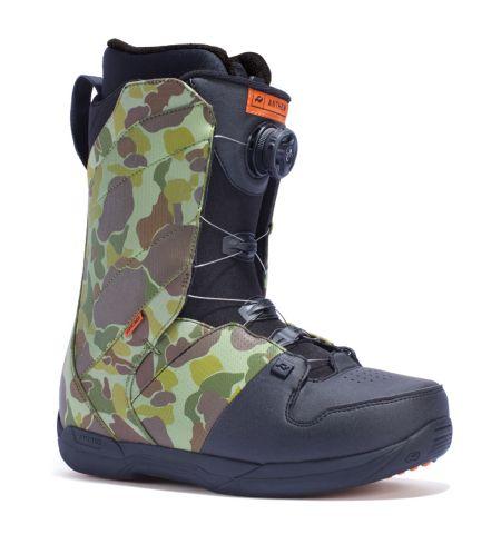 Men's All Mountain Anthem Boa Coiler Snowboard Boots Anthem All Mountain Snowboard Boots CAMO