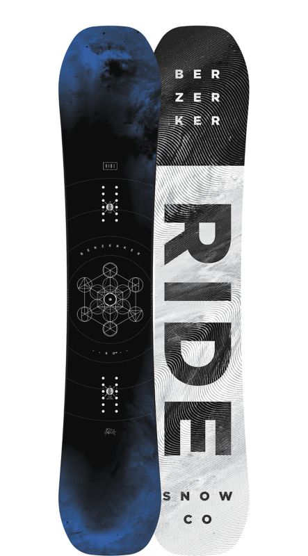 Berzerker Wide Snowboard