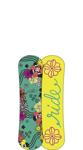 Kid's All Mountain Freestyle Blush Snowboard Blush All Mountain Freestyle Snowboard 90